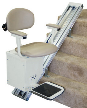 Stair Lifts Ameriglide Ac Rubex Stair Lift