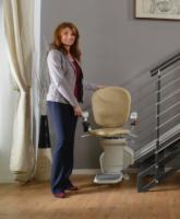AmeriGlide Horizon Plus Stair Lift - Factory Reconditioned